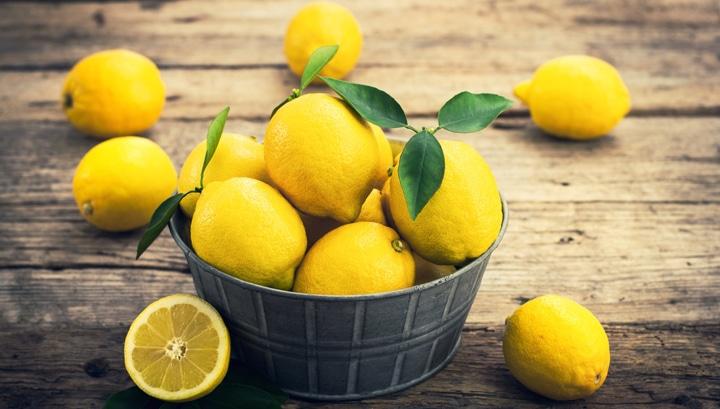 Limón fresco
