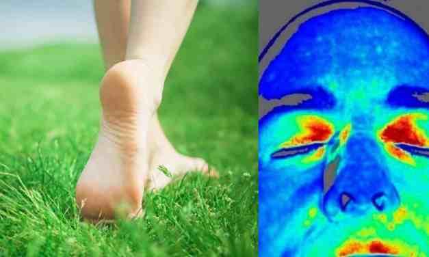 Científicos demuestran lo que sucede en el cuerpo al caminar descalzos
