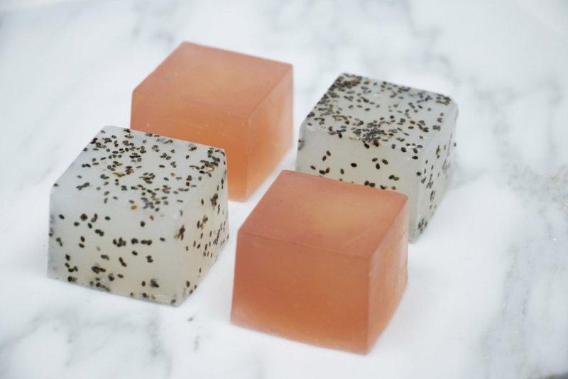 Kit convierte el aceite de cocina en jabón de tocador