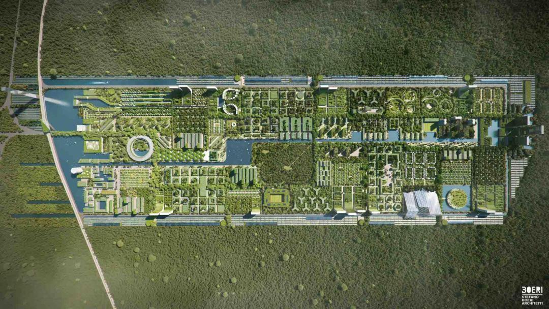Así será la primera Ciudad Bosque de Cancún 100% autosuficiente en alimentos y energía