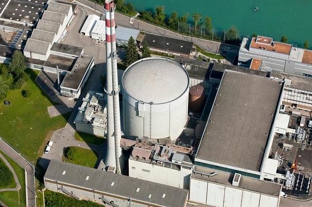 El fin de la era atómica comenza en Suiza, apaga la primera de sus 5 centrales nucleares