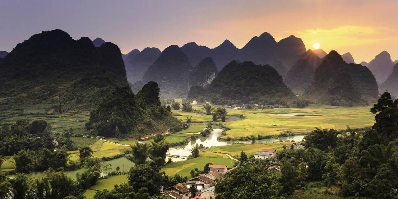 Estado de Sikkim en la India prohíbe los agrotóxicos, La vida silvestre, los cultivos y el turismo florecen.