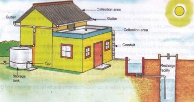 Guía práctica para cosechar agua de lluvia