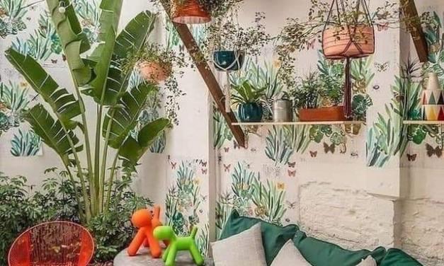 Cómo planificar y diseñar un jardín pequeño