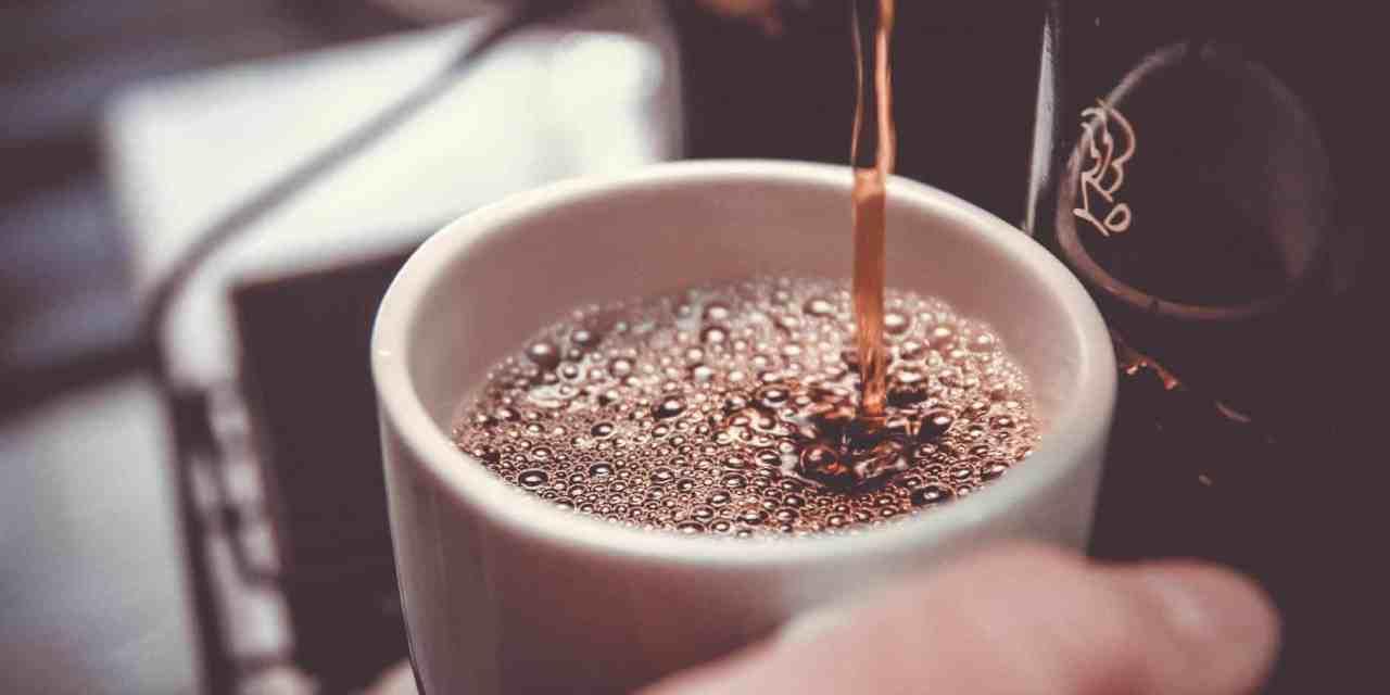¿Cómo dejar de tomar Café?
