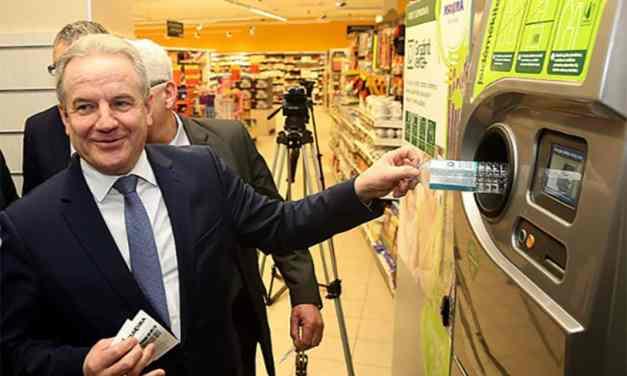 Sistema de recolección recicla el 92% de las botellas PET en Lituania