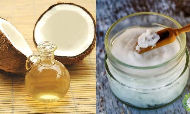 12 beneficios del aceite de coco para la piel