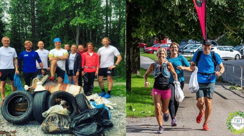 , Plogging, La unión entre Ecología y deporte