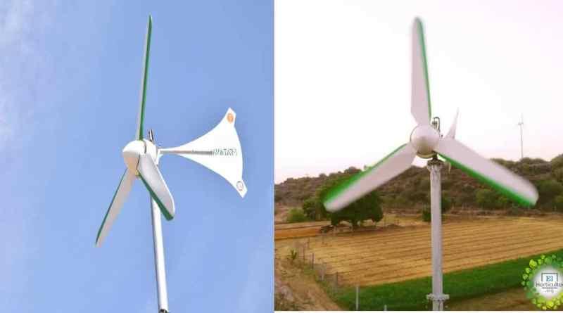 , Esta Mini turbina eólica puede abastecer una vivienda por el costo de un Iphone