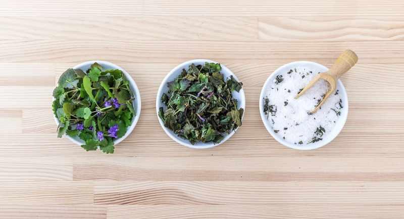 Sal de hierbas: reducir el consumo de sodio sin renunciar al sabor