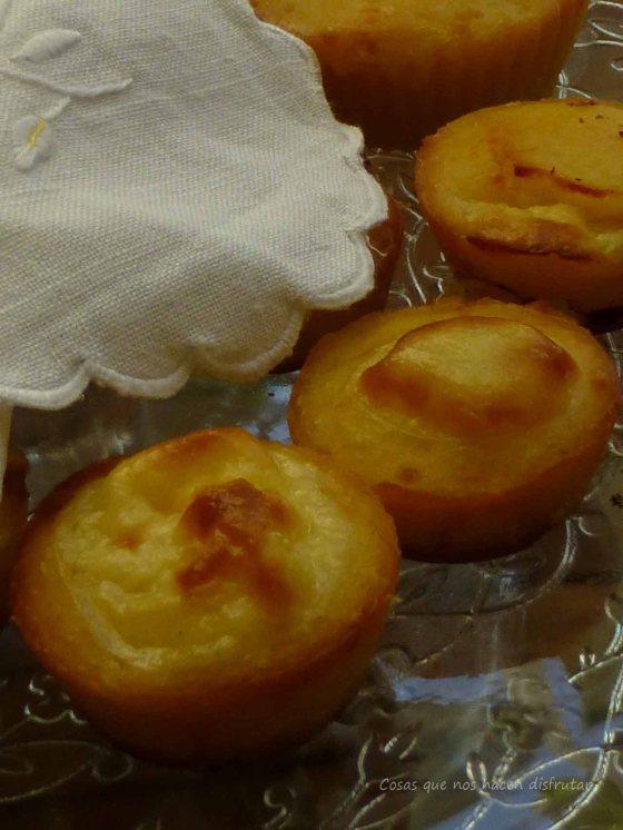 Mini #Muffins de #calabaza con #naranja y #crema de #queso  (1)