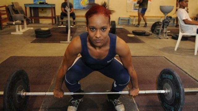 Miosotis Heredia será inmortal en San Pedro de Macorís, La atleta ganó decenas de medallas en 14 años como selección nacional