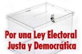 Comisión bicameral se reúne este lunes a estudiar proyecto de ley electoral