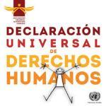 Recordando el origen de la declaración de los derechos humanos