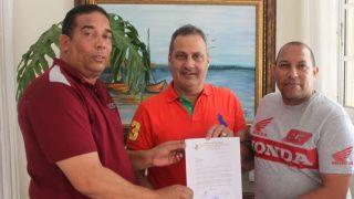 El Club San Vicente se prepara para su vigésima octava versión de los juegos deportivos desde el 8 de Septiembre