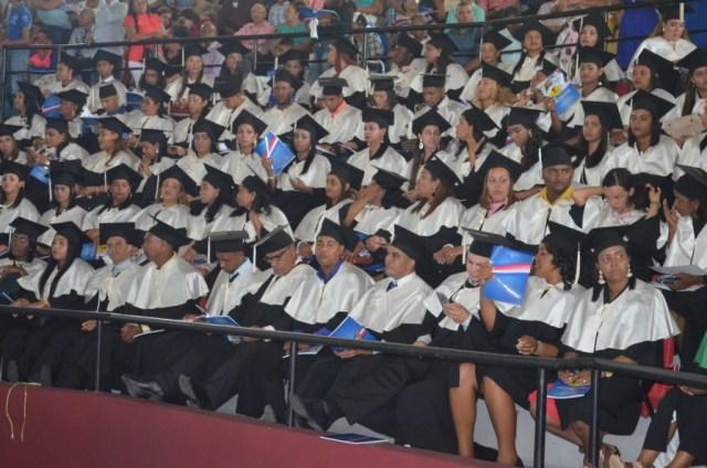 UASD Recinto San Francisco gradúa  más de 500 nuevos profesionales en diferentes ramas del saber.-