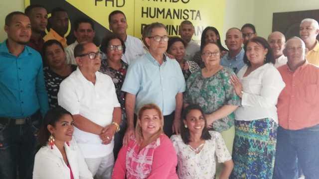 El PHD, continúa sus trabajos de Inscripción y reinscripción al celebrar este jueves el 4to. Encuentro de dirigentes en la Región Cibao Noreste.