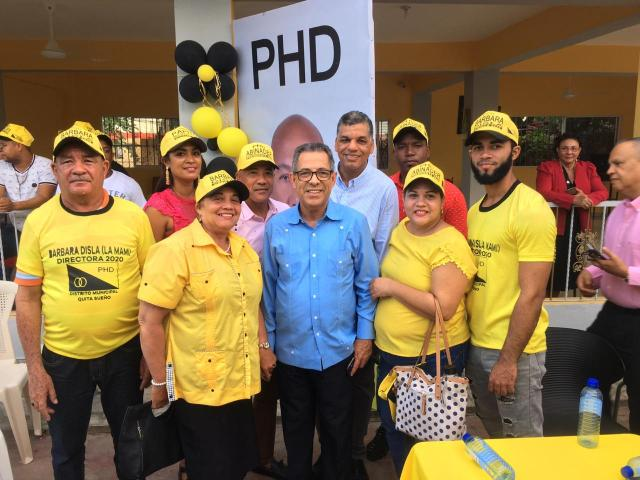 Juanito Rodriguez es proclamado Alcalde en el Municipio de las Guaranas, Prov. Duarte.