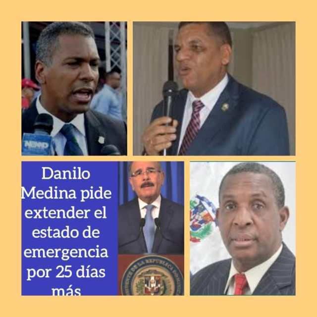 Diputados de oposiciònrechazan otro estado de emergencia.