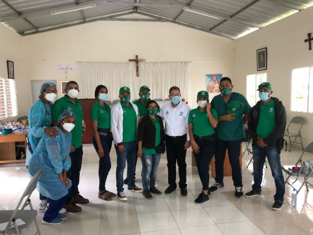 DGDC realiza operativo Médico en SFM.