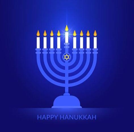 Happy Hanukkah | Eternal Love Israel