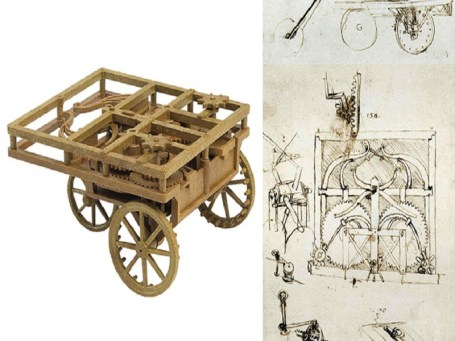 Da-Vinci-Carro-Automovel
