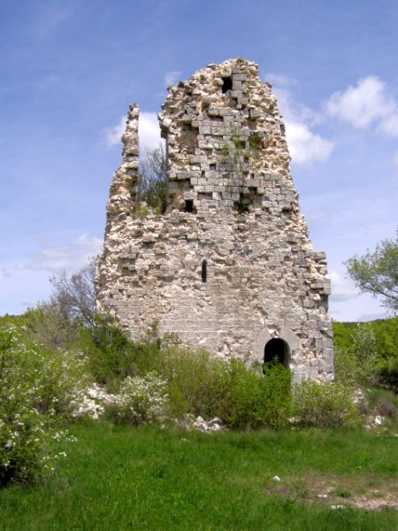 La tour de guet de Redortiers