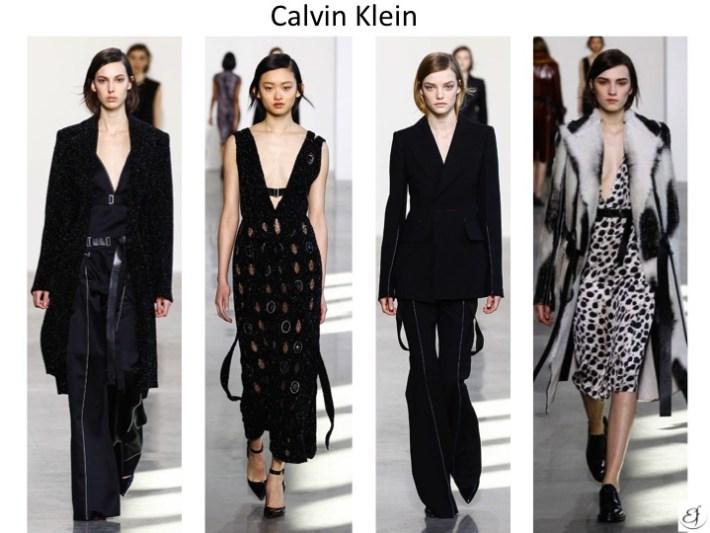 Calvin Klein semana de moda de Nova York por Eliane Figueirôa
