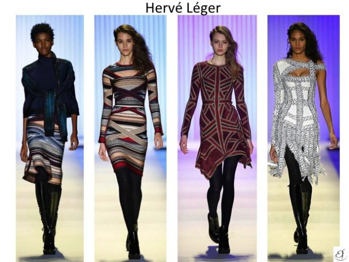 Hervé Léger Semana de Moda de Nova York por Eliane Figueirôa