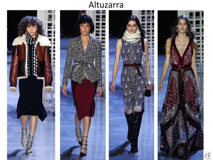 Altuzarra Semana de Moda de Nova York por Eliane Figueirôa