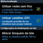 Ativar GPS no RunKeeper