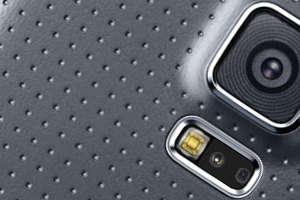 imagem parcial da câmera do samsung galaxy s5