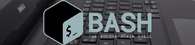 bash shell logo on keyboard