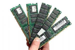 Opções de memórias RAM