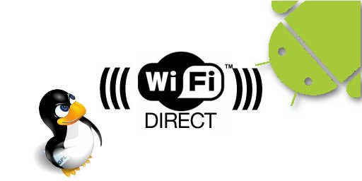 Configurar Linux Android wi-fi direct