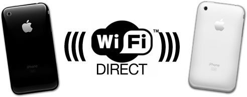 wi-fi direct entre Ubuntu e Android