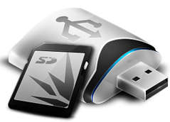 flash memory icon