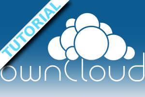 Logo owncloud tutorial