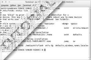 Como montar partições e drives NTFS no Linux