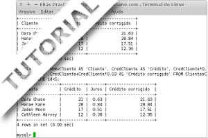 Capa do tutorial sobre como usar ALIAS no MySQL