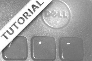teclado dell km 632