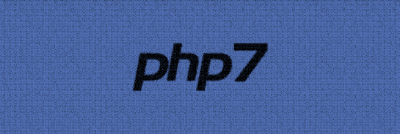 Logo unofficial PHP 7