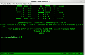 tmux new session