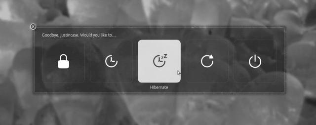 ubuntu desligar hibernar