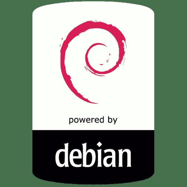 debian badge