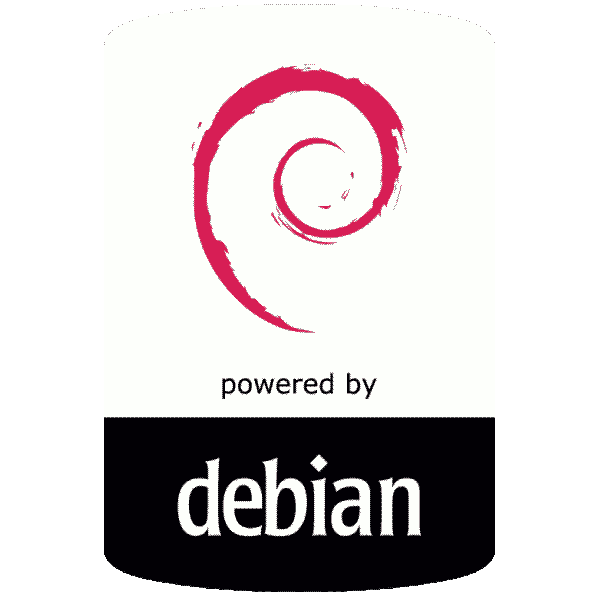 debian badge