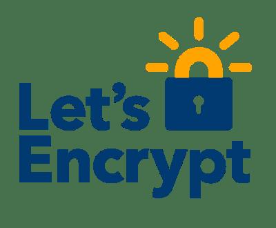 let's encrypt oficial logo
