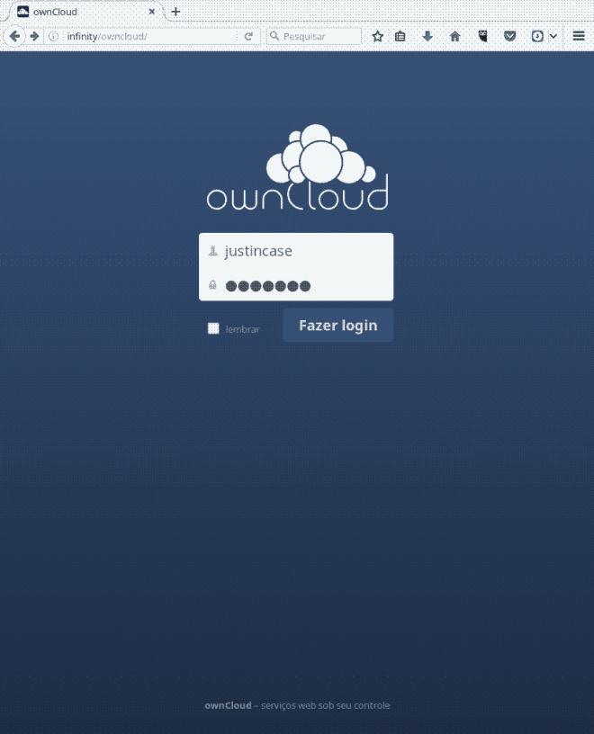 owncloud-login-screen