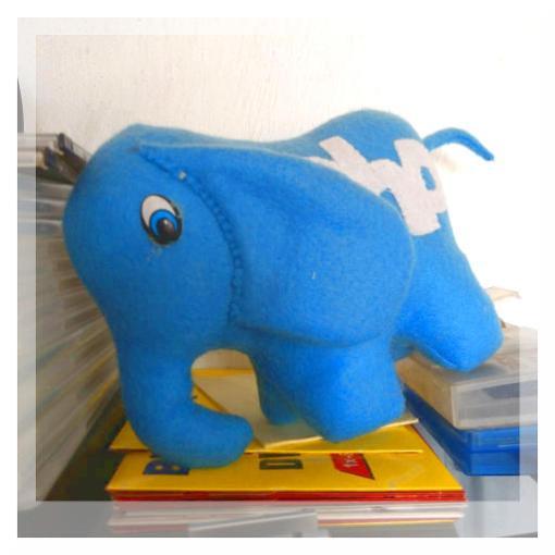 php maskot elephpant