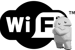 android and wifi logo